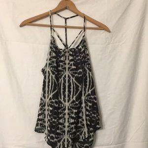 Express spaghetti strap blouse